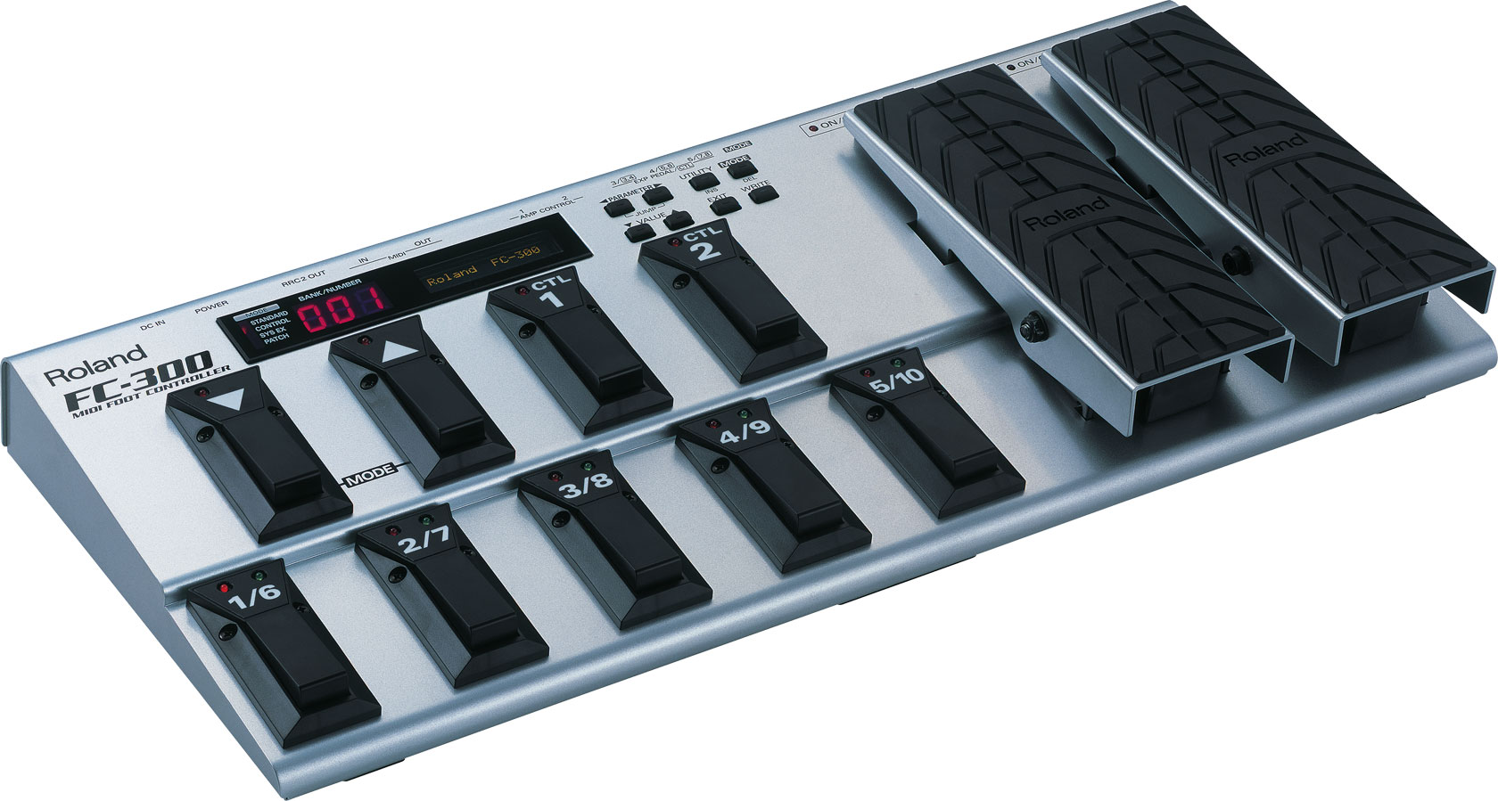 Best 5 MIDI Foot Controllers on 2021